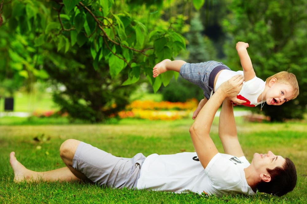 Reconectar com os filhos