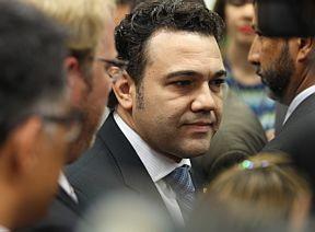 Bancada evangélica, da qual Feliciano faz parte, tentava aprovar proposta há dois meses - Ed Ferreira/AE
