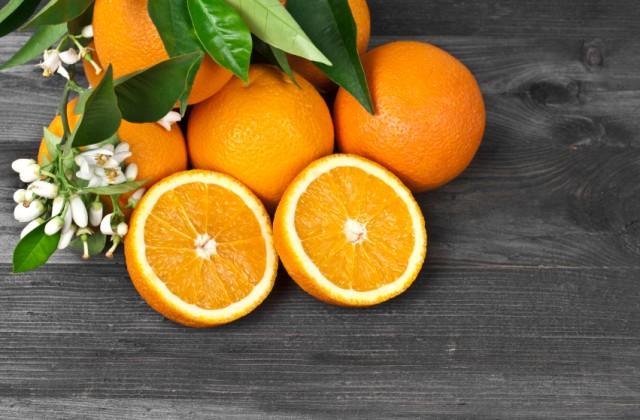 Frutas cítricas - laranja - iStock