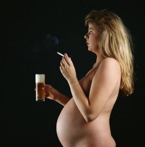 gravidez tabaco