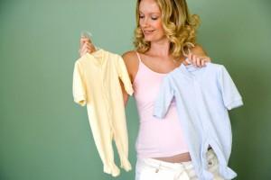saída de maternidade