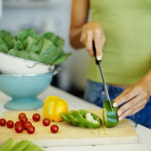 alimentação saudável, cozinhar de forma saudável