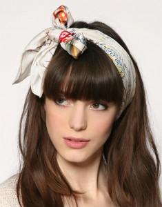4 headbands