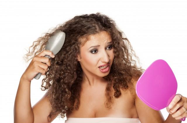 cabelo fragilizado