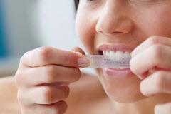 Clareamento Dental Com Fita Clareadora Fortissima