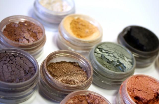 maquiagem mineral