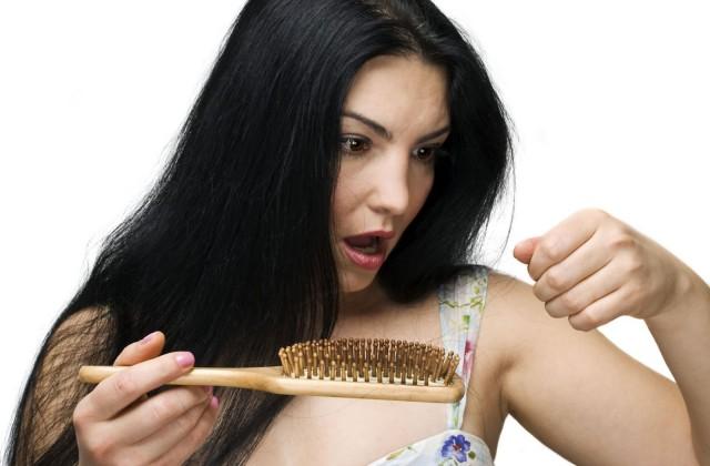 queda cabelo