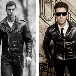 Estilo MENSCH jaquetas de couro 05