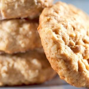 Cookies de Aveia e Iogurte
