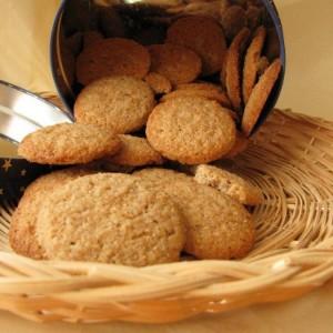 Cookie de aveia é gostoso e super saudável