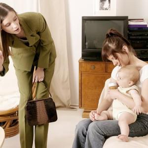 contratar babá