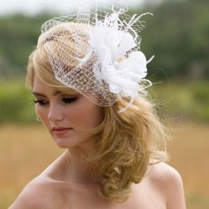 fascinator para noiva 2
