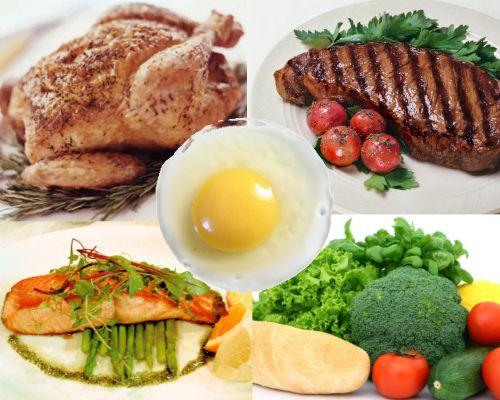 alimentos ferro