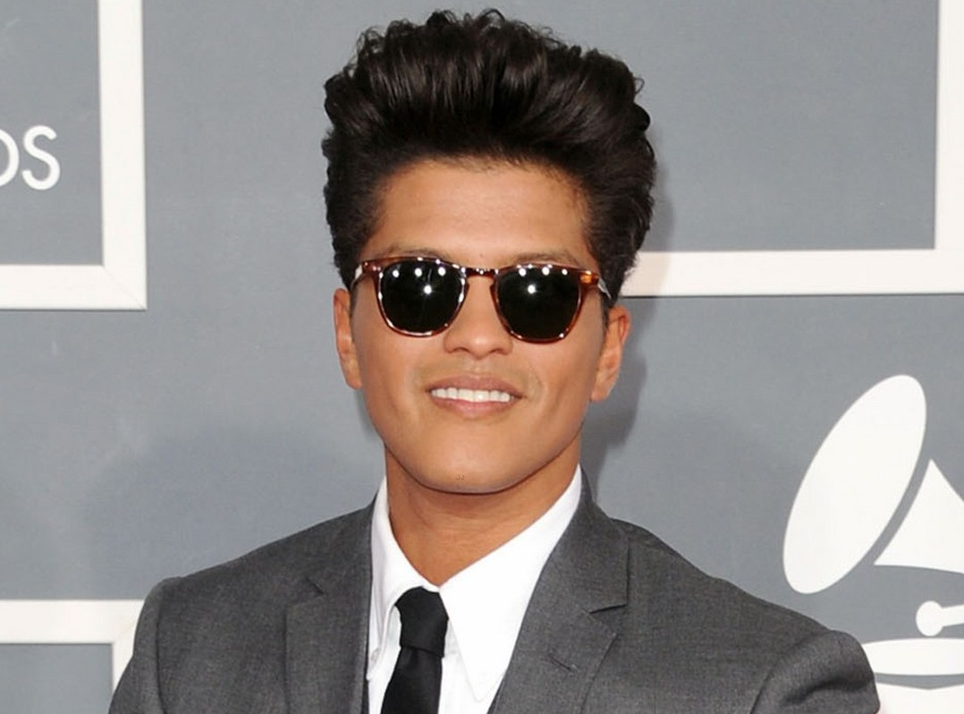 Descubra O Segredo Dos Cabelos De Bruno Mars Cabelo