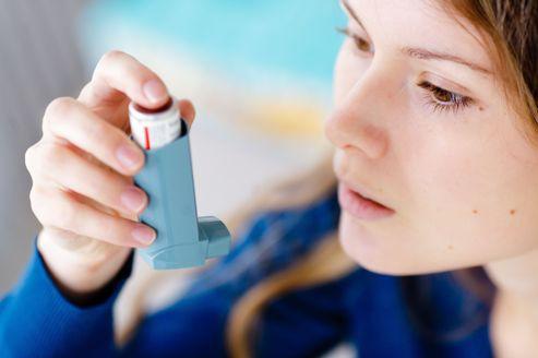 crises de asma