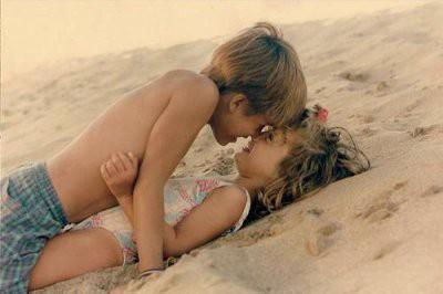 descobrimento da sexualidade