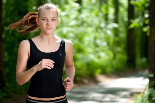 adolescentes e exercícios
