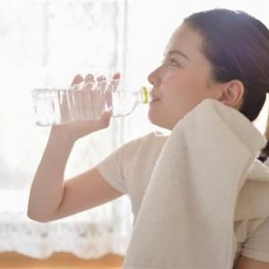 beber água emagrece