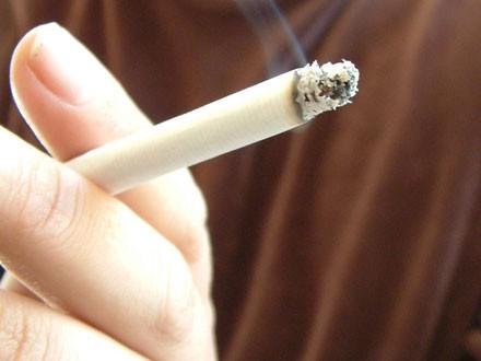 substâncias do cigarro