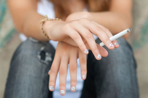 dependência da nicotina