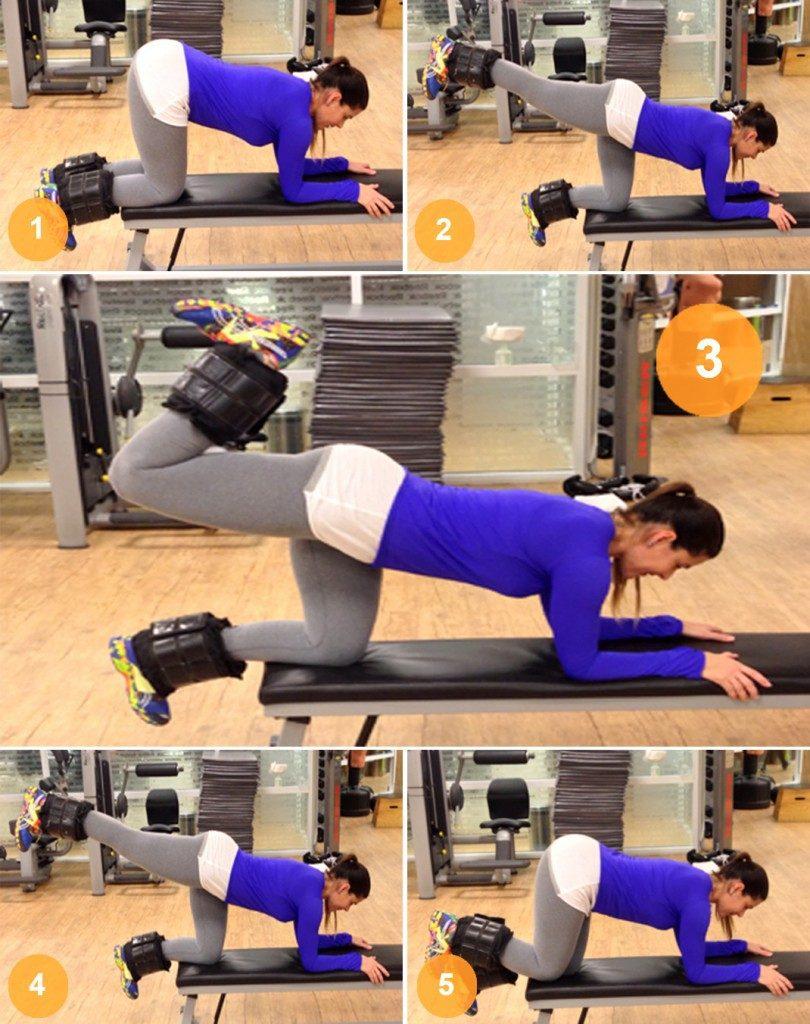 como tornear as pernas exercicio 2