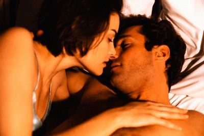 excitar um homem com beijo