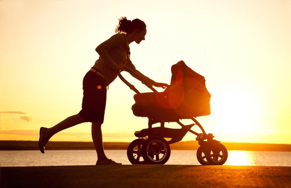 exercícios para fazer em casa com o bebê