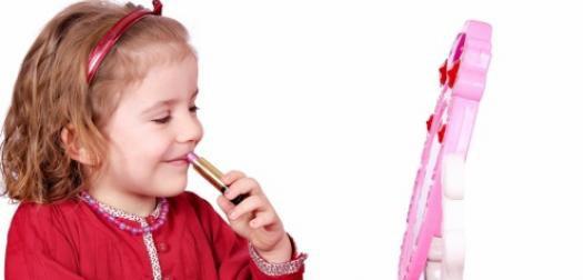 maquiagem para meninas