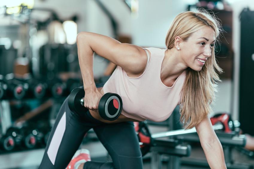 Melhorar os resultados na musculação