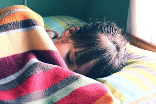 dormir para esquecer