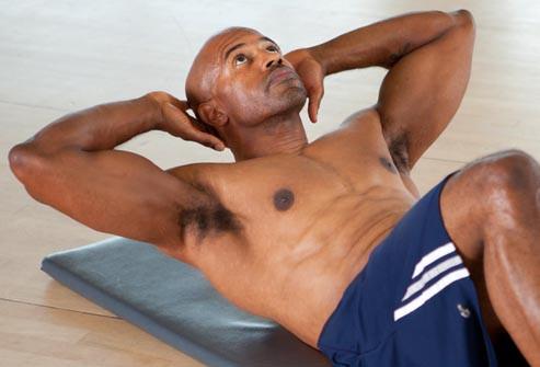 abdominais para homens