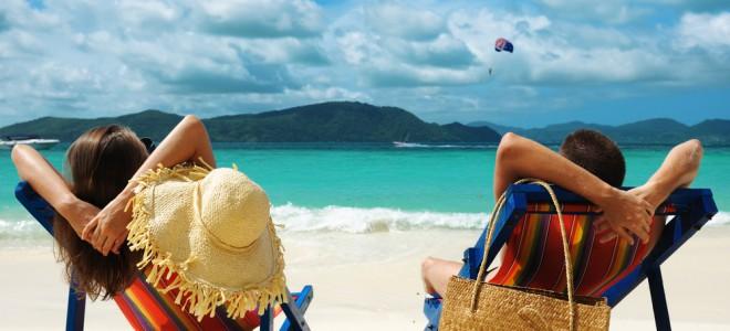 relaxar nas férias
