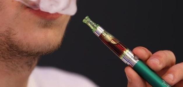nicotina dos cigarros eletrônicos