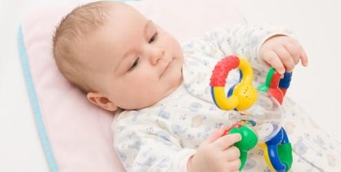 12 primeiros meses do bebê