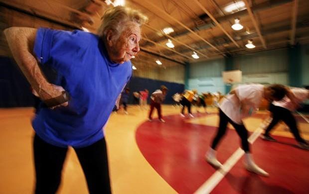 musculação e Alzheimer