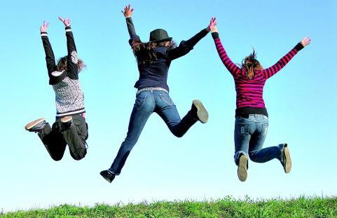 pessoas felizes reduzem risco de morte