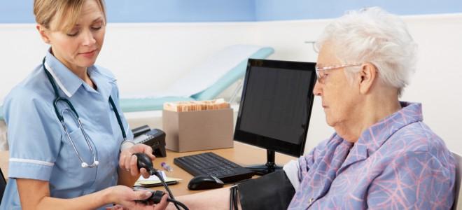 Apesar de a pressão alta não ter cura, ela pode ser controlada. Foto: Shutterstock