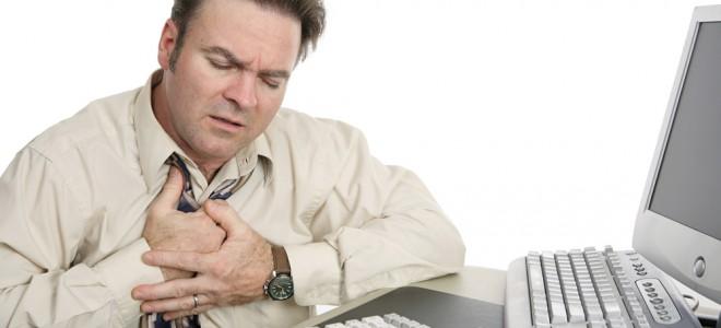 Apesar da dor intermitente e do desconforto que causa, a angina tem cura. Foto: Shutterstock