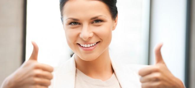 Manter pensamentos positivos é essencial para a carreira e vida pessoal. Foto: Shutterstock