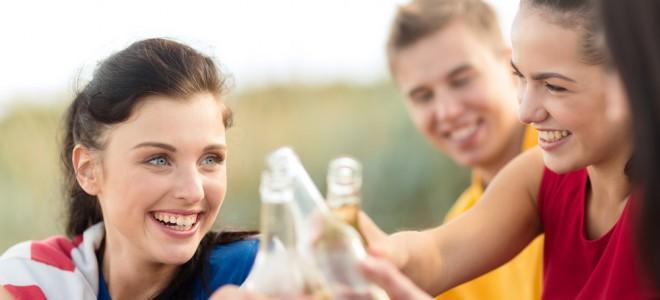 álcool com moderação