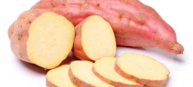 Receitas que usam batata-doce são opção para quem possui intolerância ao glúten. Foto: Shutterstock