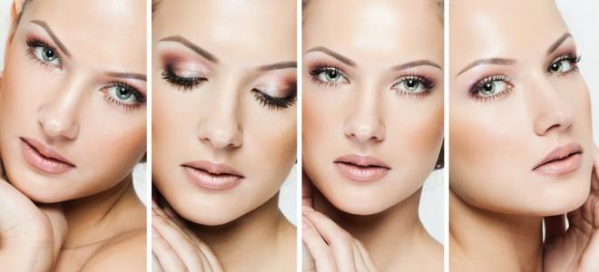 Removedores de oleosidade da pele diminuem a formação de cravos e de espinhas. Foto: Shutterstock