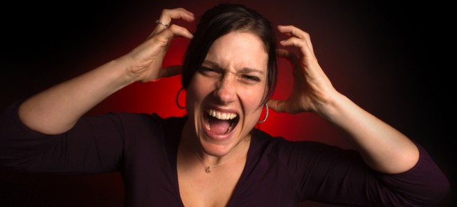 TPM do tipo A tem sintomas como ansiedade, irritabilidade e tensão nervosa. Foto: Shutterstock