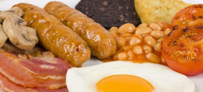 Digestão de alimentos gordurosos é mais lenta devido a questões químicas. Foto: Shutterstock