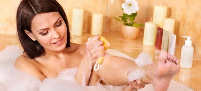 Sabonete íntimo pode ser usado todos os dias, inclusive no período menstrual. Foto: Shutterstock