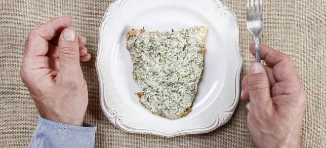 Idosos que comem peixe têm menor risco de morrer por doenças cardiovasculares. Foto: Shutterstock