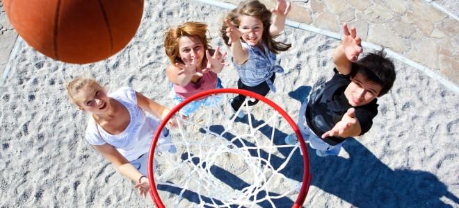 Escolha um esporte que se adéque às suas preferências pessoais e limitações. Foto: Shutterstock