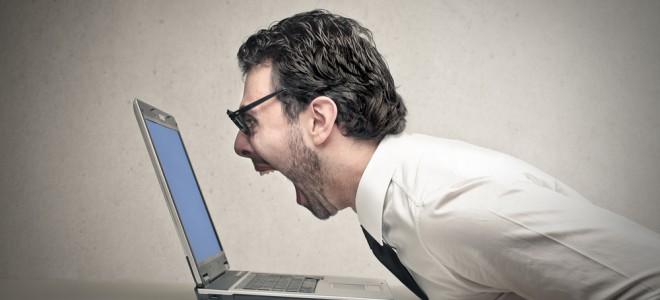 A raiva pode gerar rancor, mágoa e até dor física e levar a doenças. Foto: Shutterstock