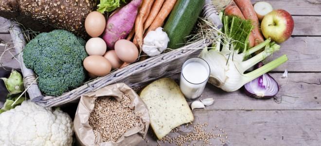 Dê preferência às hortaliças orgânicas, sem agrotóxicos, da época e frescas. Foto: Shutterstock