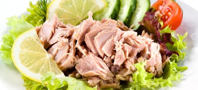 Peixes, como o atum, são fontes importantes de vitamina D e de cálcio. Foto: Shutterstock